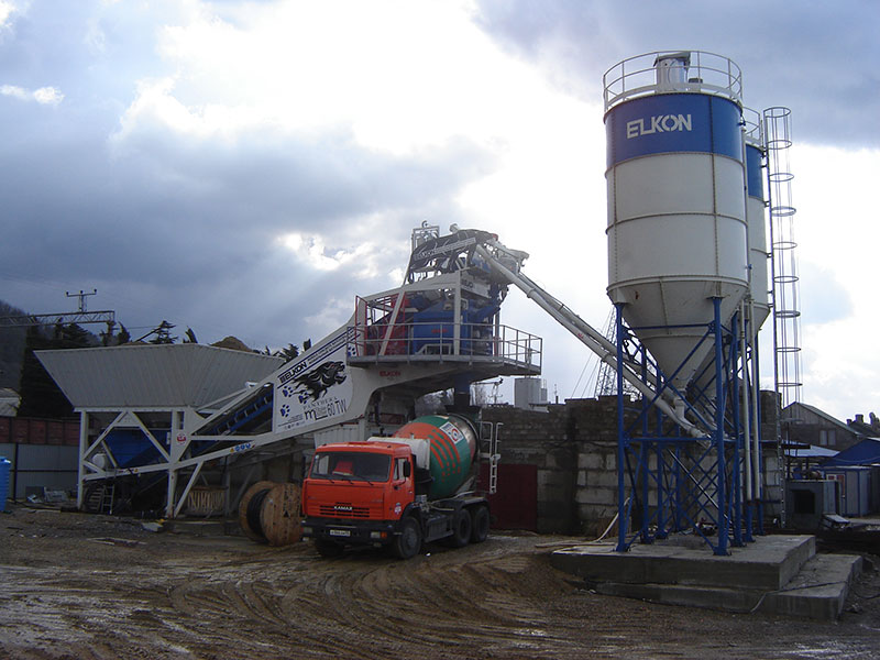 Купить бетон в Растуново